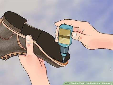 how to make your basketball shoes squeak 3 ways to stop your shoes from squeaking wikihow