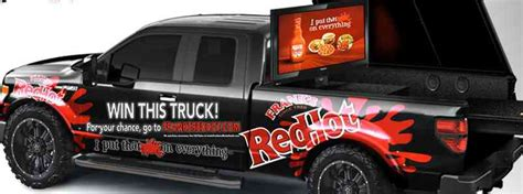 Franks Red Hot Sweepstakes - frank s redhot ultimate tailgate truck sweepstakes enter to win free online