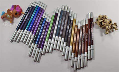 Eyeshadow Pencil Wardah bikin mata makin cetar dengan rekomendasi eyeliner berikut