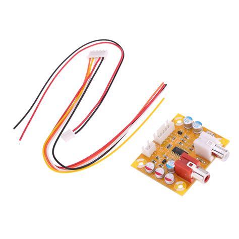 Es9023 Dac Chip dac sabre es9023 analog i2s 24 bit 192 khz decoder board