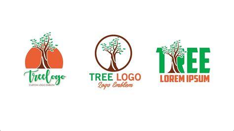 membuat logo adobe illustrator membuat logo tree adobe illustrator bahasa indonesia