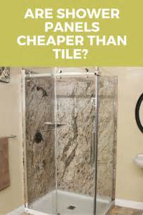 1000 ideas about shower wall panels on pvc