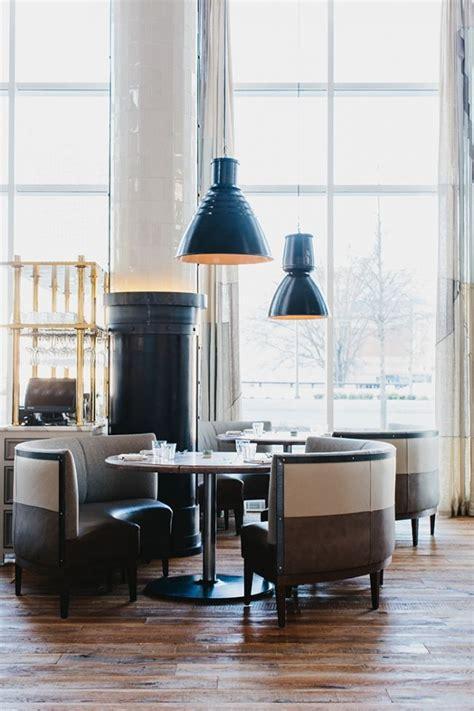 meyer davis meyer davis st cecilia wow a curved banquette beautiful cosy interiors pinterest