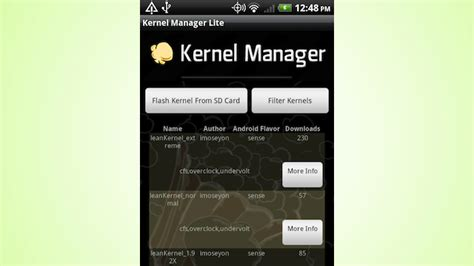 android kernel kernel manager makes installing custom android kernels a snap