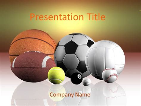 Football Powerpoint Presentation Youtube Football Powerpoint Slides