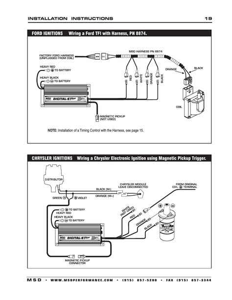 msd digital 6 wiring diagram with nitrous msd digital 6al