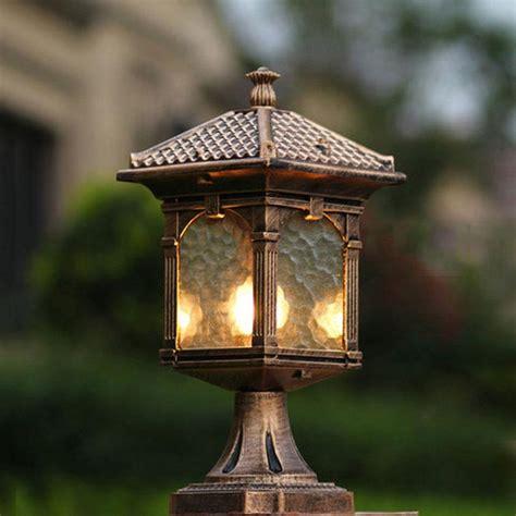 outdoor column lighting outdoor lighting amusing column light fixtures outdoor