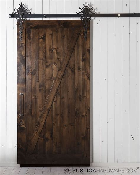 What Is A Barn Door Z Barn Door Rustica Hardware Home