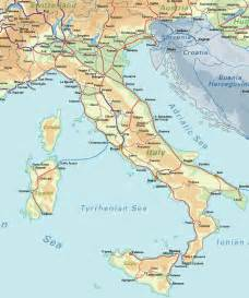 Italy Rail Map by Rail Map Of Italy Images