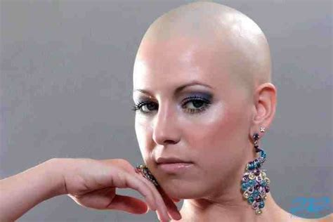 Is Bald She by 1000 Images About So Bald That She Shines On