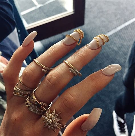 road testing kylie jenner s acrylic nails stylecaster