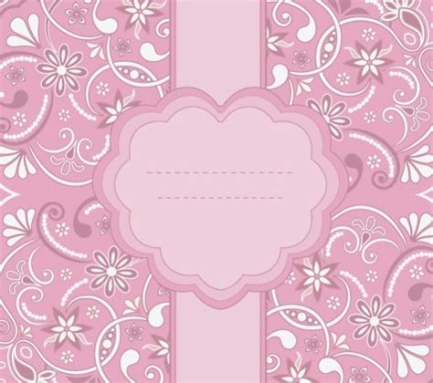 pink vintage pattern background pink background patterns hd