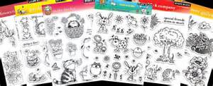 Making Cards With Stamps - penny black clear rubber stamps louloupurple s blog