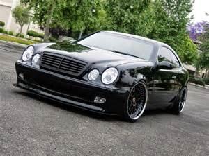 Mercedes W208 Mercedes Clk W208 Bippu Style Benztuning