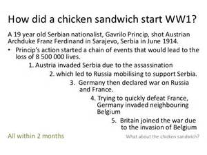 Did Gavrilo Princip Start Ww1 Essay by Ww1 Overview Why Did Ww1 Begin
