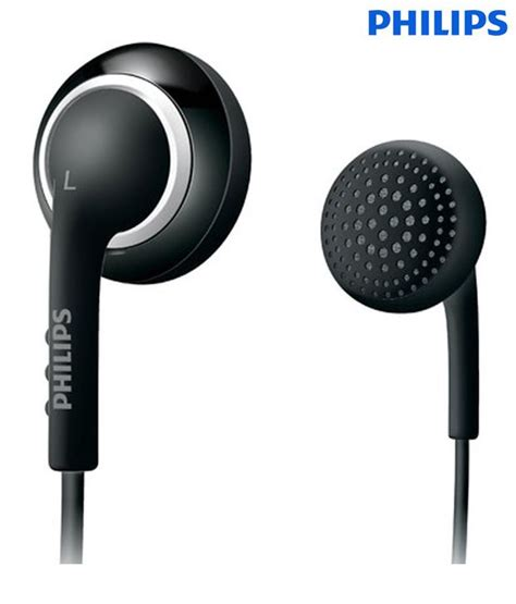 Best Seller Headphone Earphone Philips She 4305 With Mic Ori buy philips she2660 basic earphones at best price in india snapdeal