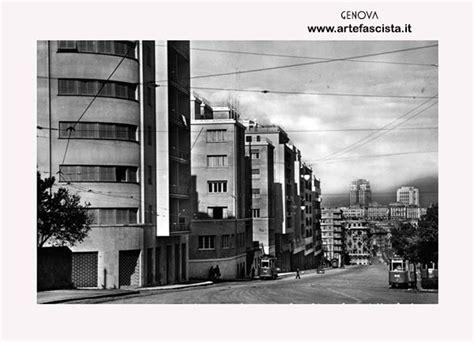 casa dello studente genova fascismo architettura arte