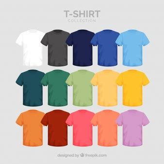 different color shirt in t shirt vectors photos and psd files free