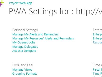 project server 2013 pwa settings projectserver ps2013 manage alerts sp2013 paul s