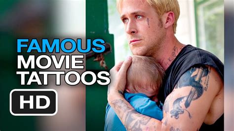 famous movie tattoos youtube