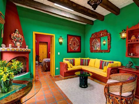 Casita Decorating Ideas by Casa Mandu Colourful One Bedroom Casita I Vrbo