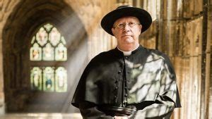 bbc one sets premiere date for 'father brown' season 6