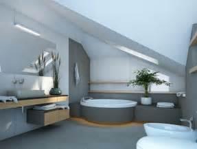 wohnideen badezimmer wohnideen f 252 r dachschr 228 dachzimmer optimal gestalten
