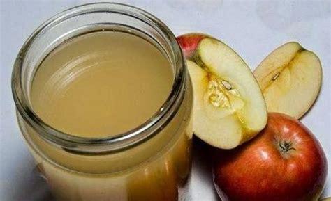 sidro di mele fatto in casa cosa succede quando si beve aceto di mele e miele di