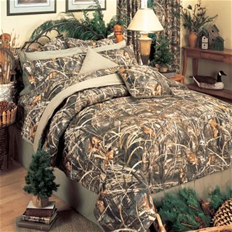 max 4 comforter max 4 camo reversible full bed in a bag free shipping