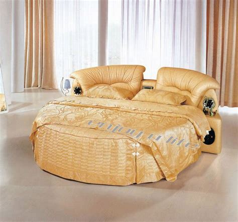 round sofa bed china leather round sofa bed c108 china leather sofa bed