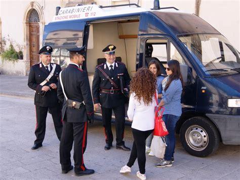 tempini piastrelle ragusa stazione mobile dei carabinieri a ibla novetv