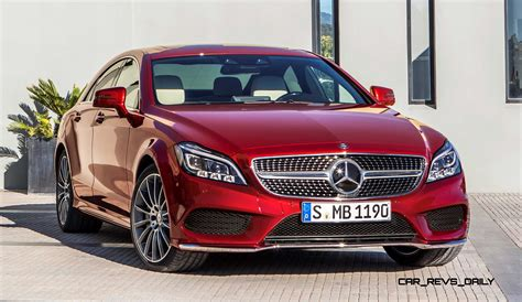 550 amg mercedes 2015 mercedes cls550 and cls63 amg