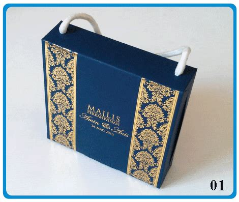 Kotak Cincin Silver Metalik bahulu sweet kotak exclusive