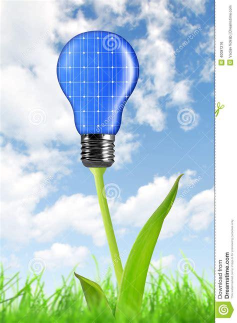eco energy bulb stock photo image 40087216