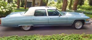 Cadillac Talisman 1976 Cadillac Fleetwood Talisman