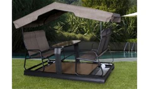 garden swing canadian tire chaises balan 231 oires et berceuses collections sojag