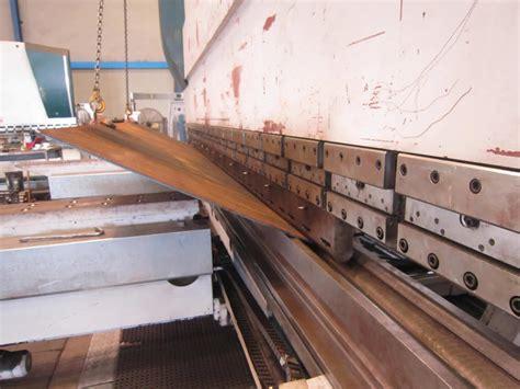 sheet metal bending qsm fabrication