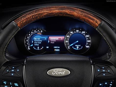 Ford Explorer 2016 Interior Ford Explorer 2016 Picture 17 Of 29 800x600