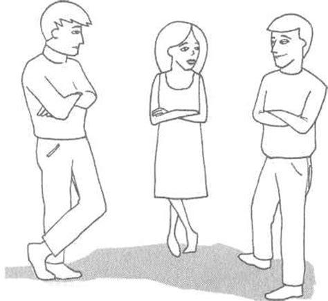 test linguaggio corpo comunicazione non verbale