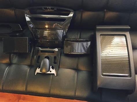 Interior Part by Fs Cl63 Carbon Fiber Interior And Exterior Parts Mbworld