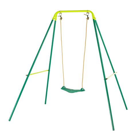 single baby swing early fun swing set by tp the toy barn
