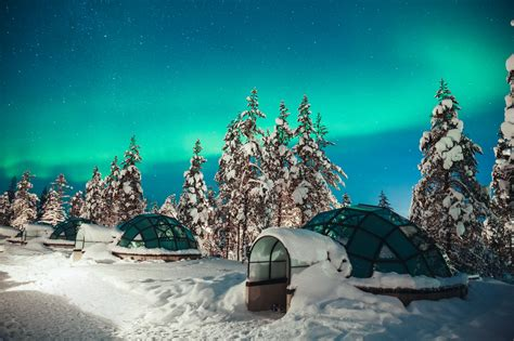 northern lights iceland igloo unique accommodation nordic experience