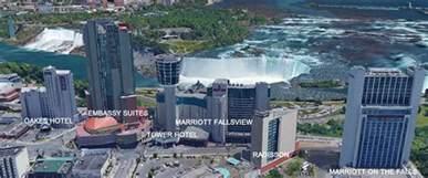 niagara falls hotels niagara falls fallsview hotels