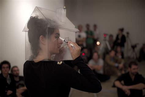 Rectangle House chez moi performance 2012 rachel echenberg