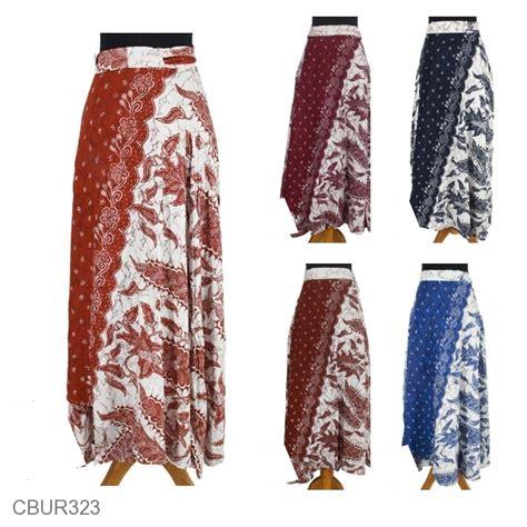 Rok Lilit Murah Batik rok batik lilit panjang motif harum sari bawahan rok murah batikunik