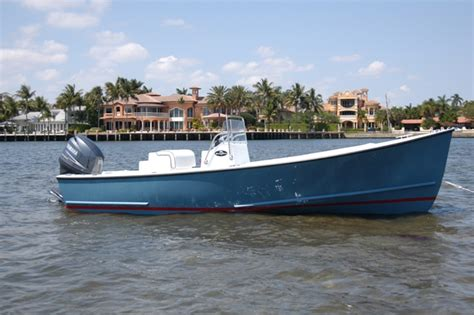 yacht style boat small quot downeast quot style boats the hull truth boating