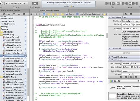 xcode xib layout xcode alternative ios layouts for portrait and landscape