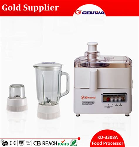 Blender Airlux 3 In 1 geuwa 2 speeds glass jar 3 in 1 food processor blender juicer kd 3308a in food processors from