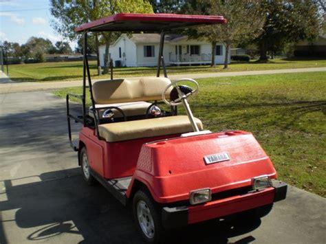 yamaha g1 golf cart seats 1985 1985 yamaha g1 gas powered golf cart golf cart utv