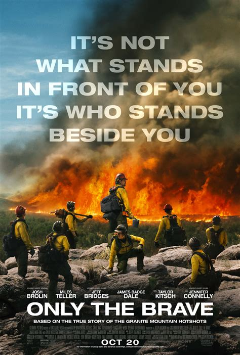 only the brave new trailer released nothing but